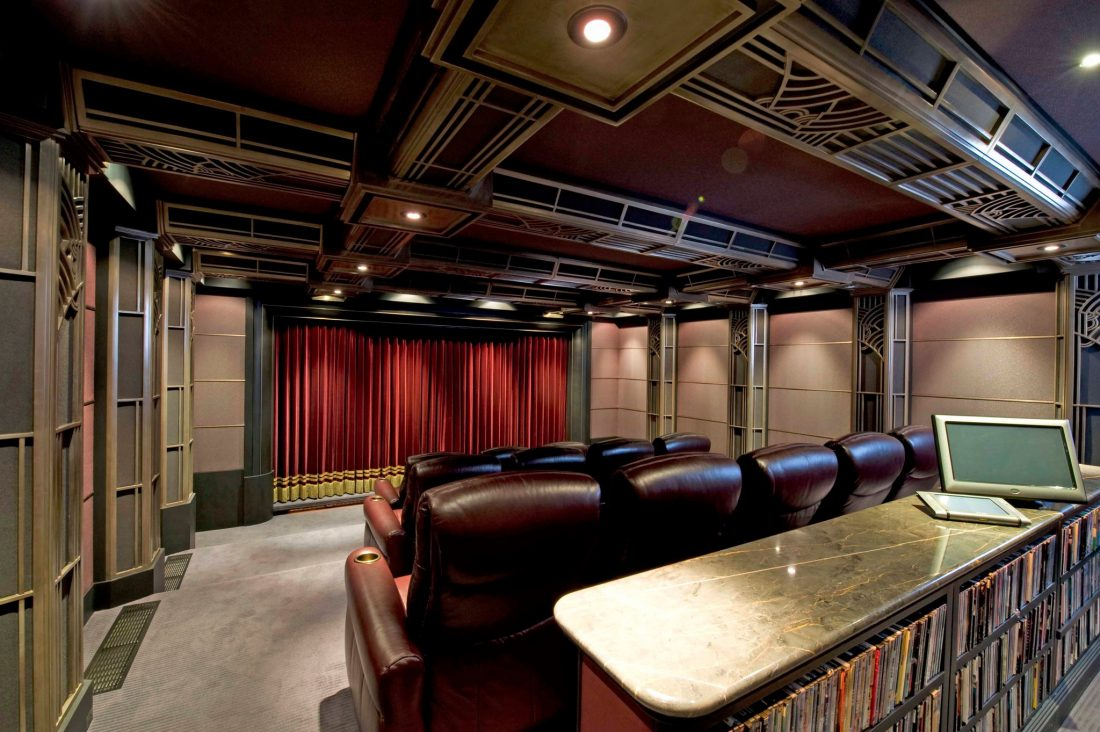 FRP Home Cinema