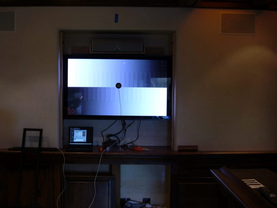 Video display calibration